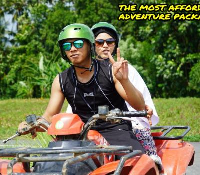 Bali ATV Adventure Package at Affordable Price - Let's Join!