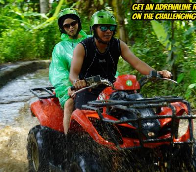 The Challenging Adrenaline Sensation of Riding ATV in Bali