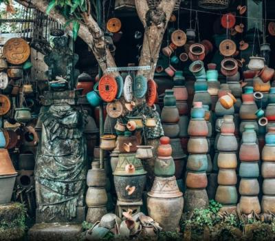 Ubud Serayu Pot & Terracotta, The Instagrammable Spot in Ubud