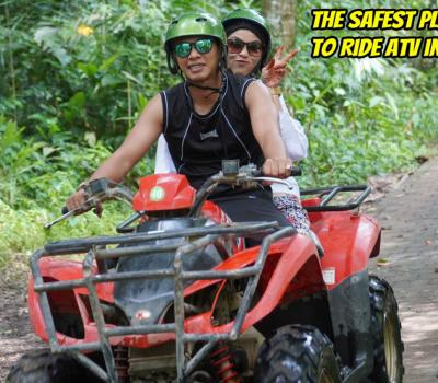 The Safest Place to Ride ATV in Bali