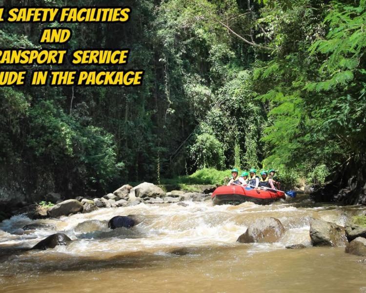 Bali Atv Ride and Rafting Package - Complete and Affordable