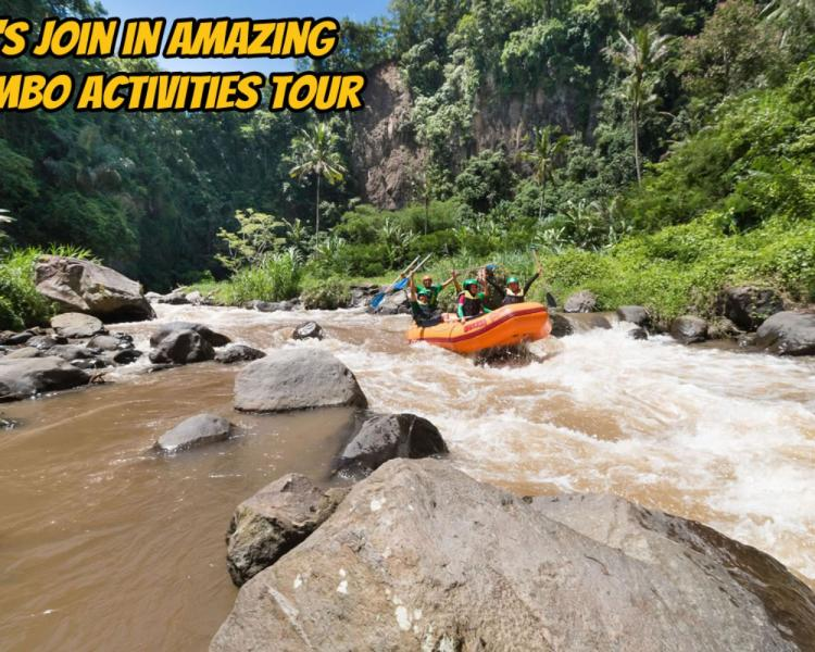 Bali Quad Biking and White Water Rafting – All-Inclusive