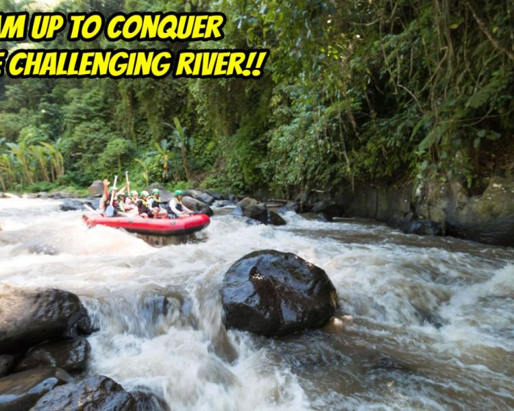 Know Everything about Bali White Water Rafting Adventure