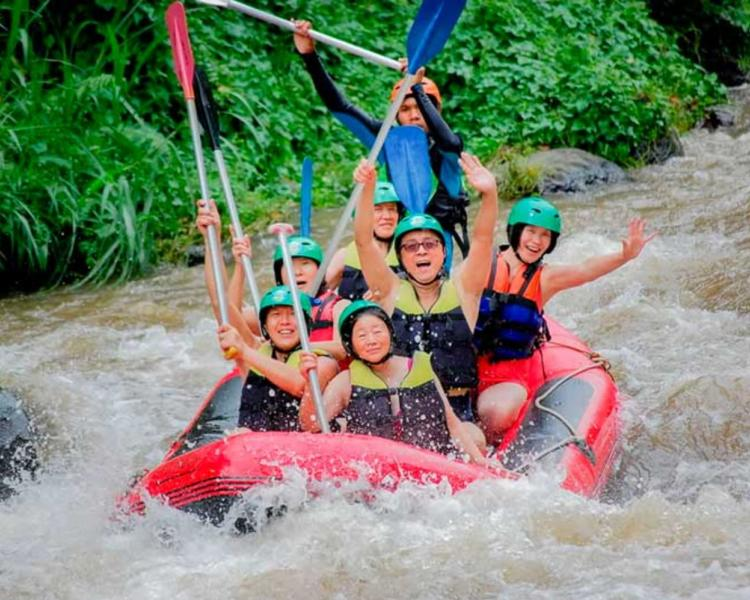 Rafting Di Bali Ubud
