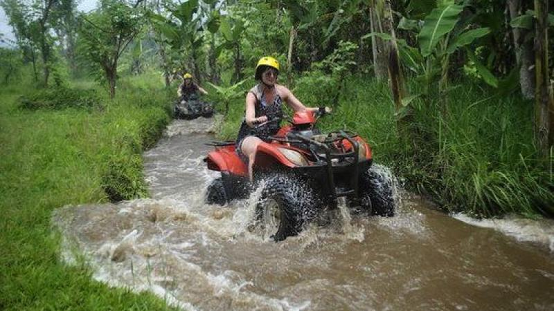 Bali Single Atv Riding Tour