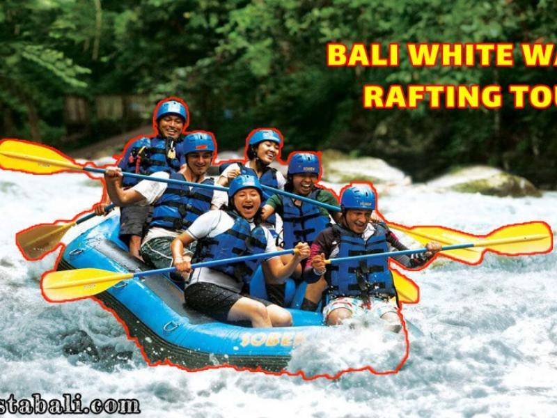 Bali Rafting Adventure Tour