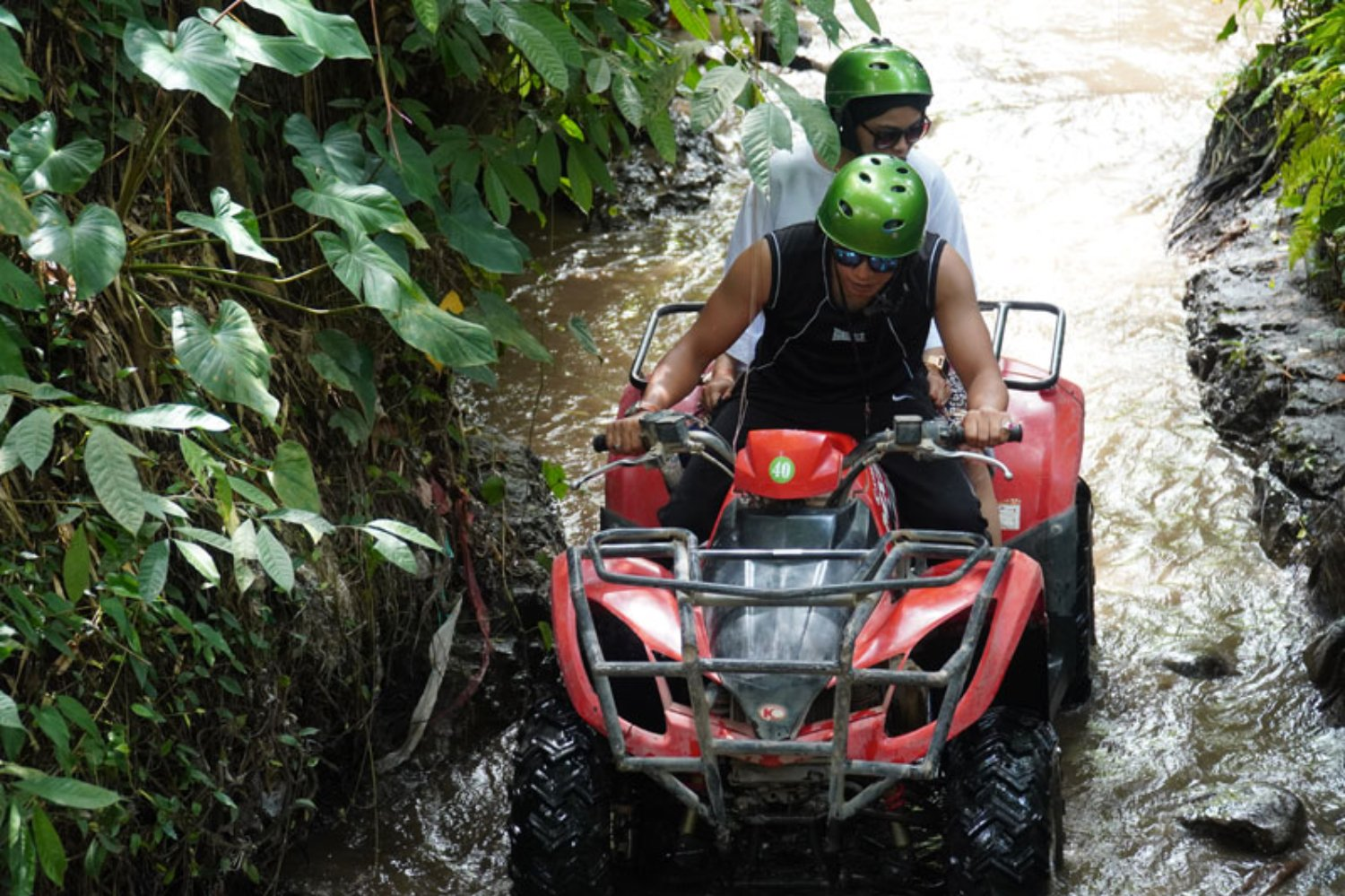 Bali ATV Riding and Coffee Plantation Tour