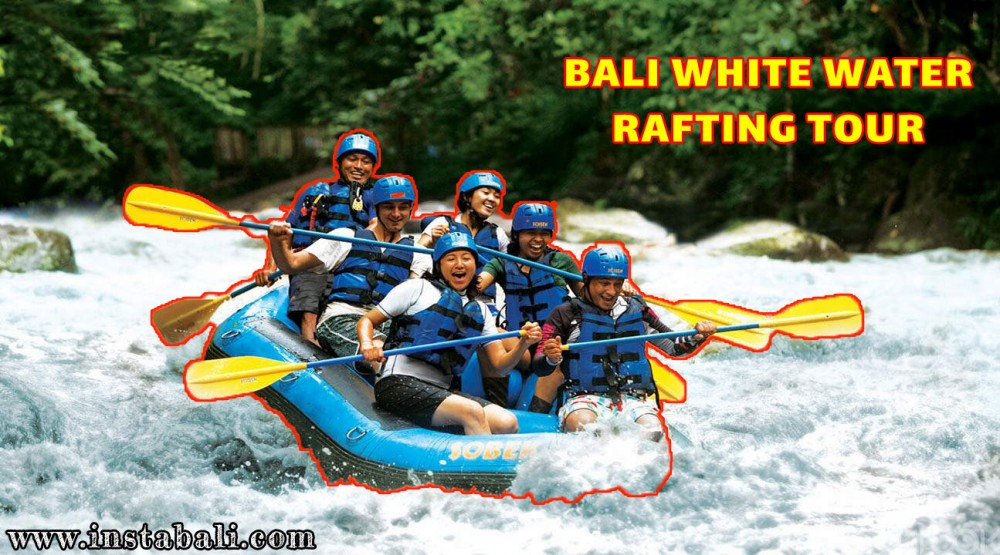 Bali Rafting Adventure Tour