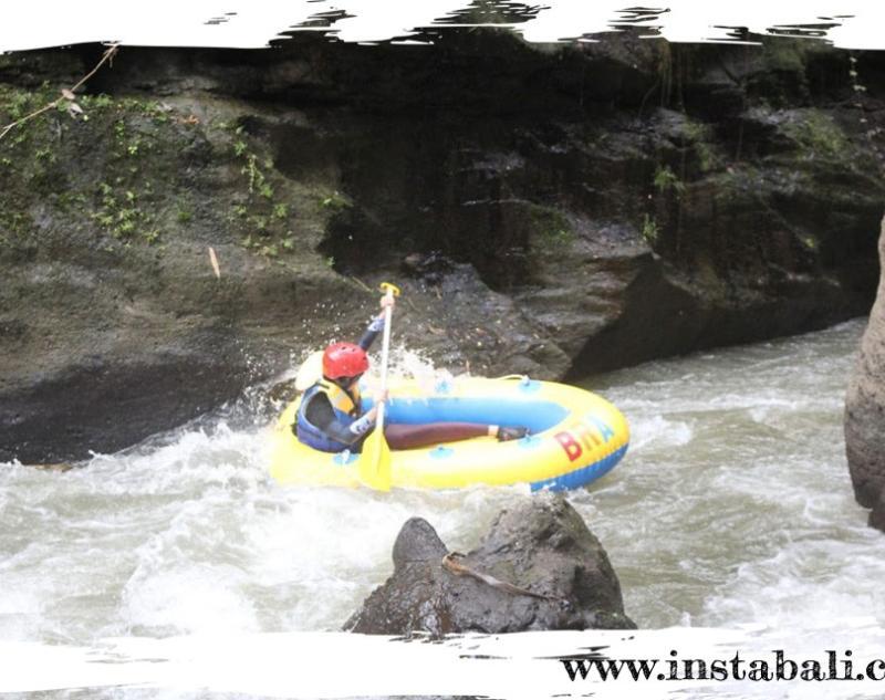 Bali Tubing Activity
