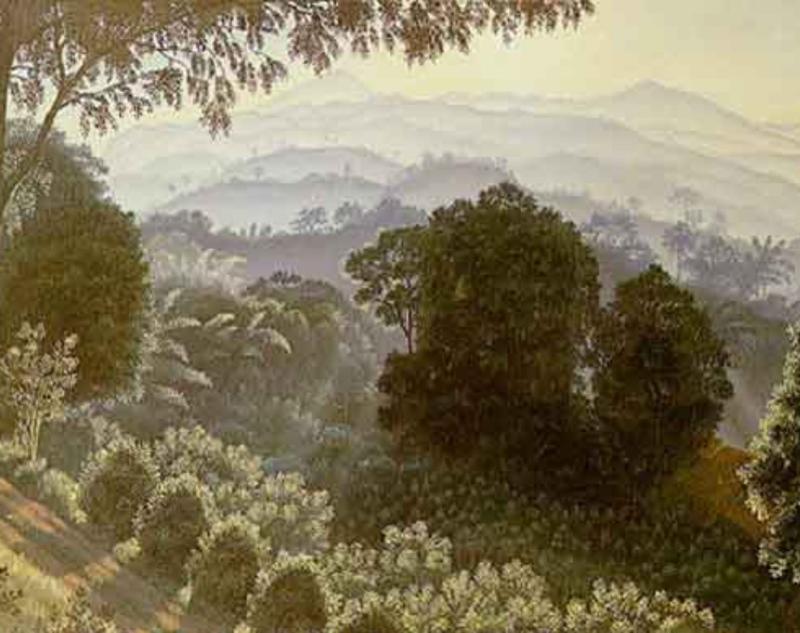 Walter Spies Painting Works - Pinterest Image by @gaspar gaspar