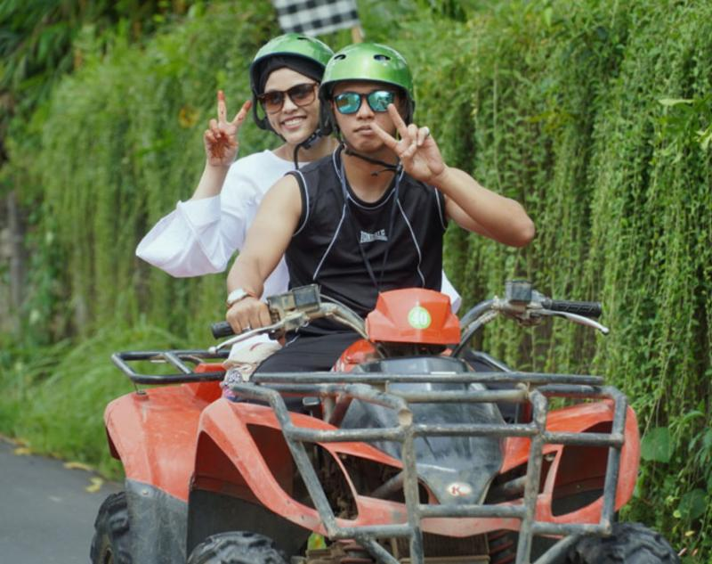 Bali ATV Ride Package
