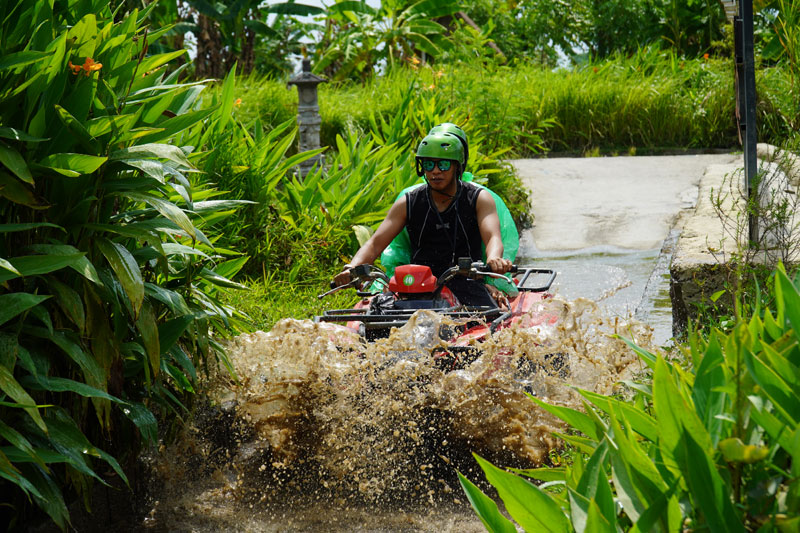 Bali ATV Riding in Ubud