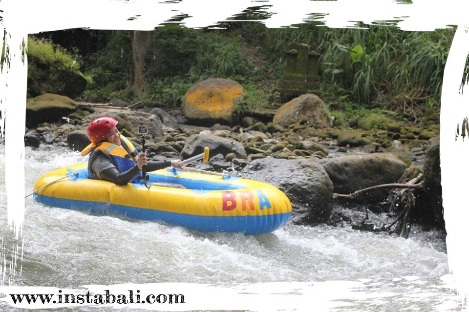 Bali Canyon Tubing