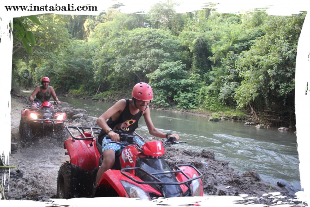 Bali Quad Bike Riding