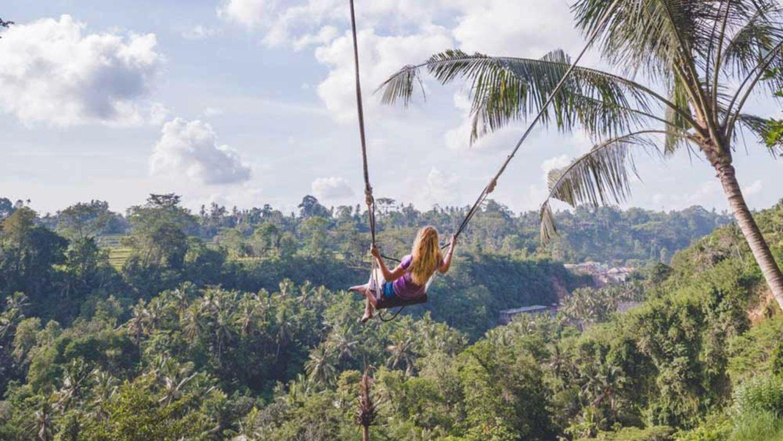 Bali Swing Spot in Ubud