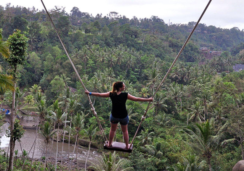 Bali Swing Ubud Accident