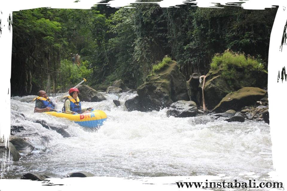 Bali Tubing  Canyon