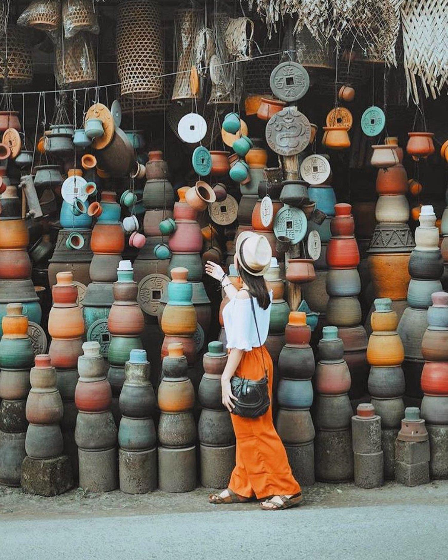 Unique Terracotta Pots