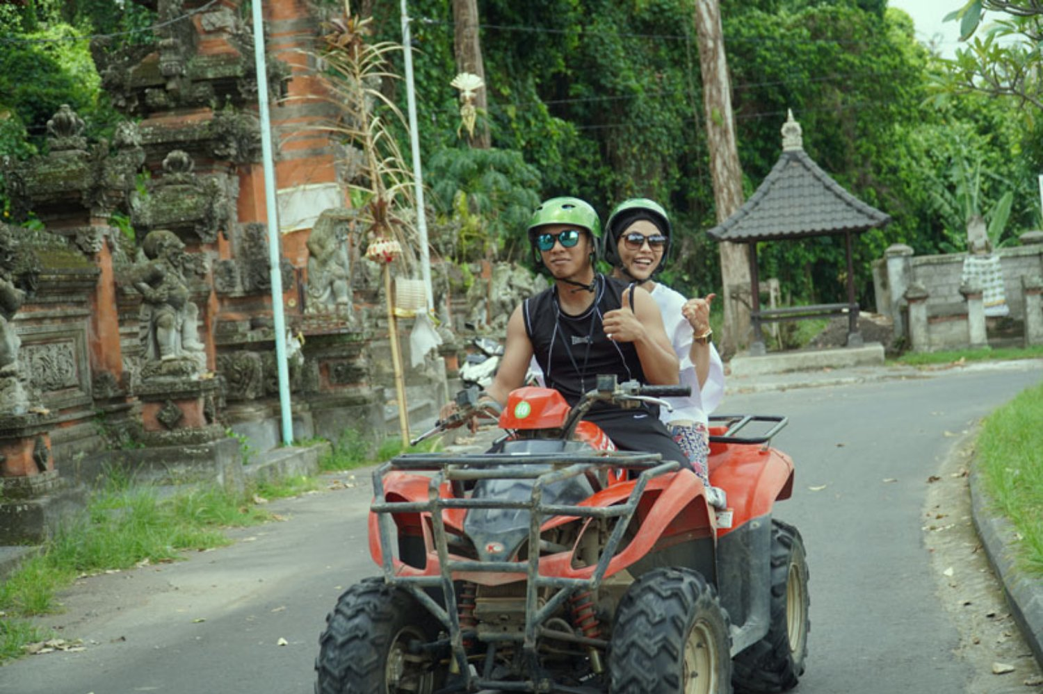 Limit Age for Joining in Bali ATV Adventure